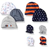 Amazon Price History for:Gerber Baby Boys' 9 Piece Cap and Mitten Bundle