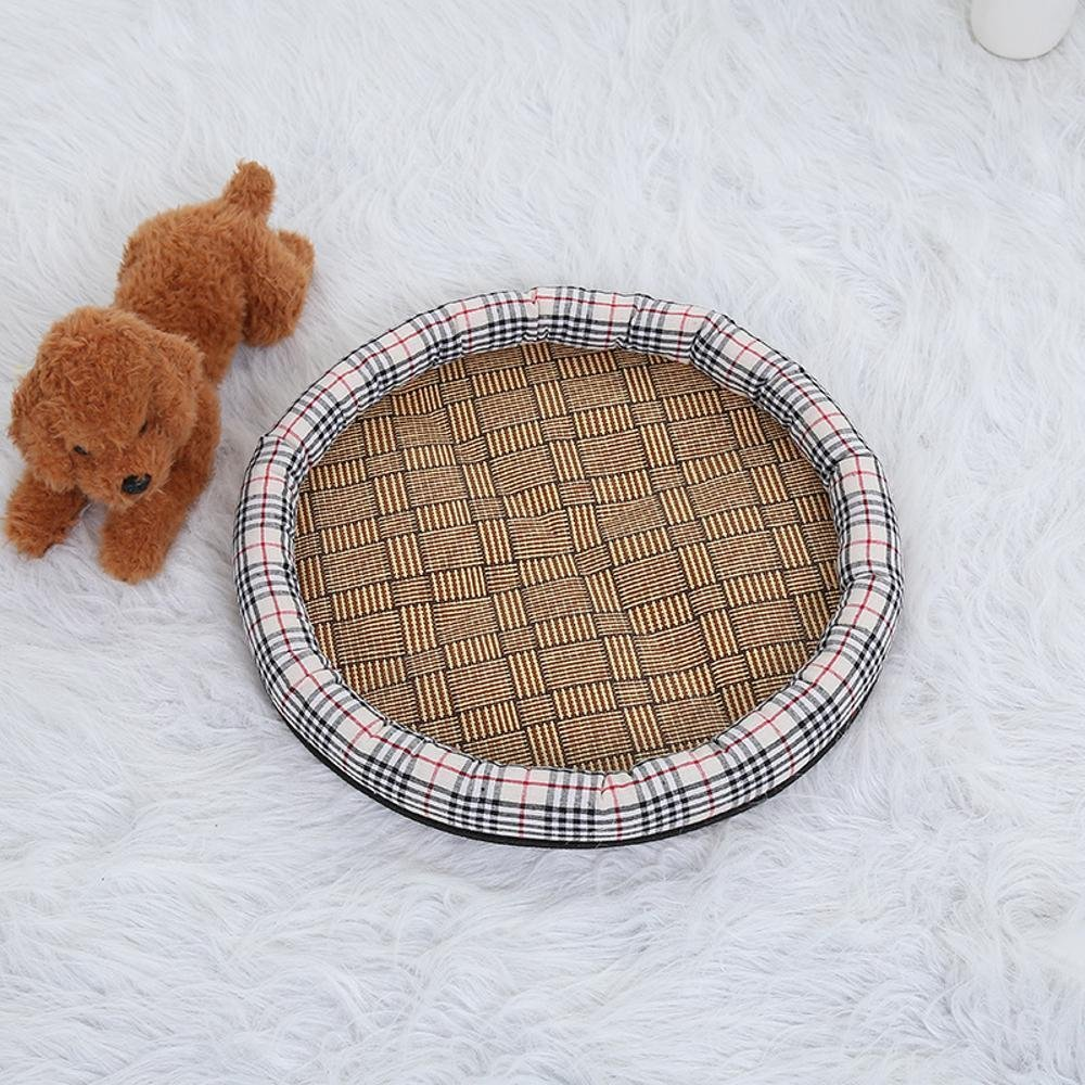A Large A Large Weiwei Four Seasons General Waterproof Kennel can be Washable Summer mat pet Nest
