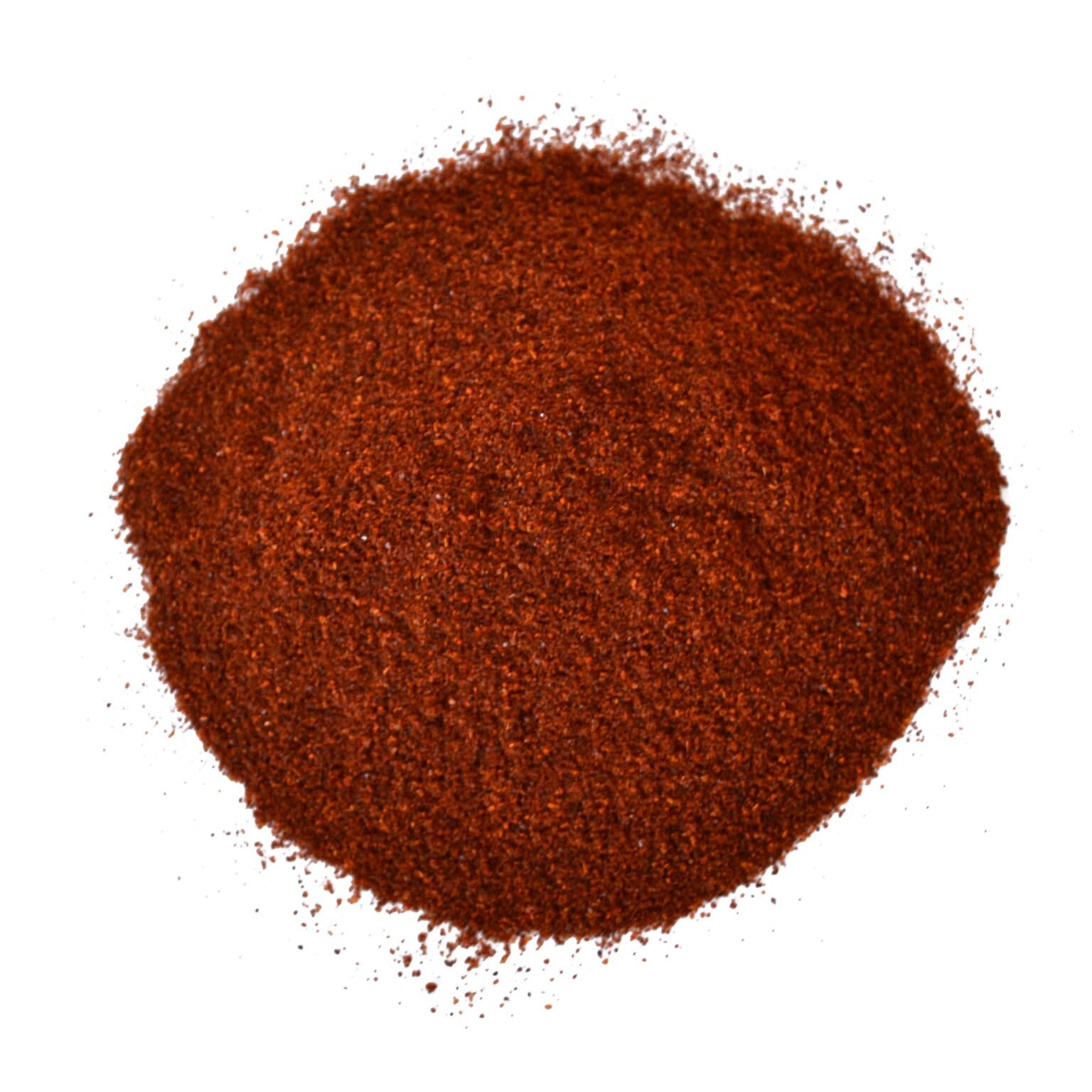 Paprika powder 120 ASTA, steam treated, ground bulk spice - 50 Lbs