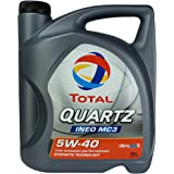 Total Quartz Ineo MC3-5W-40-5 Liter