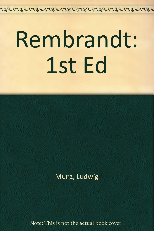 rembrandt 1st ed