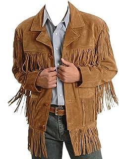 coolhides Mens Captain Easy Rider Leather Jacket