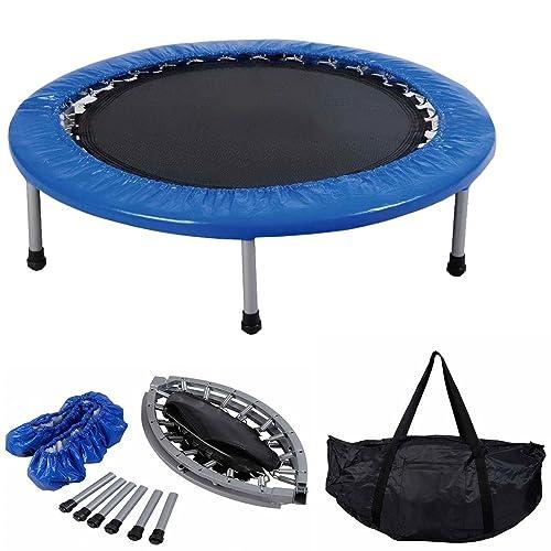 Upper Bounce Mini Foldable Fitness Trampoline: Amazon.co