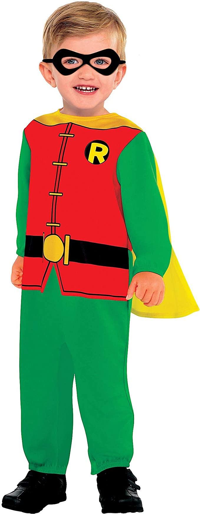 Amazon.com: Traje de ti mismo clásico Robin Halloween ...