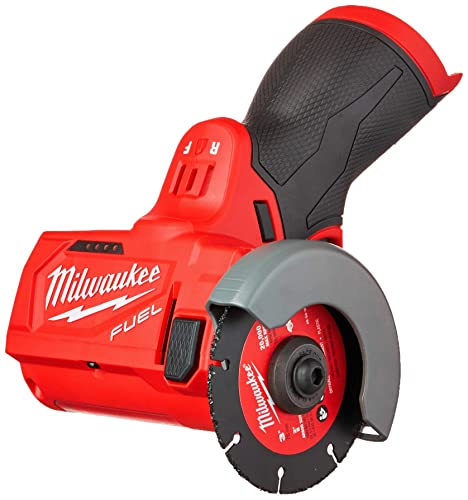 Milwaukee 2522-20 M12 FUEL 3-Inch Compact Cut Off Tool Bare Tool
