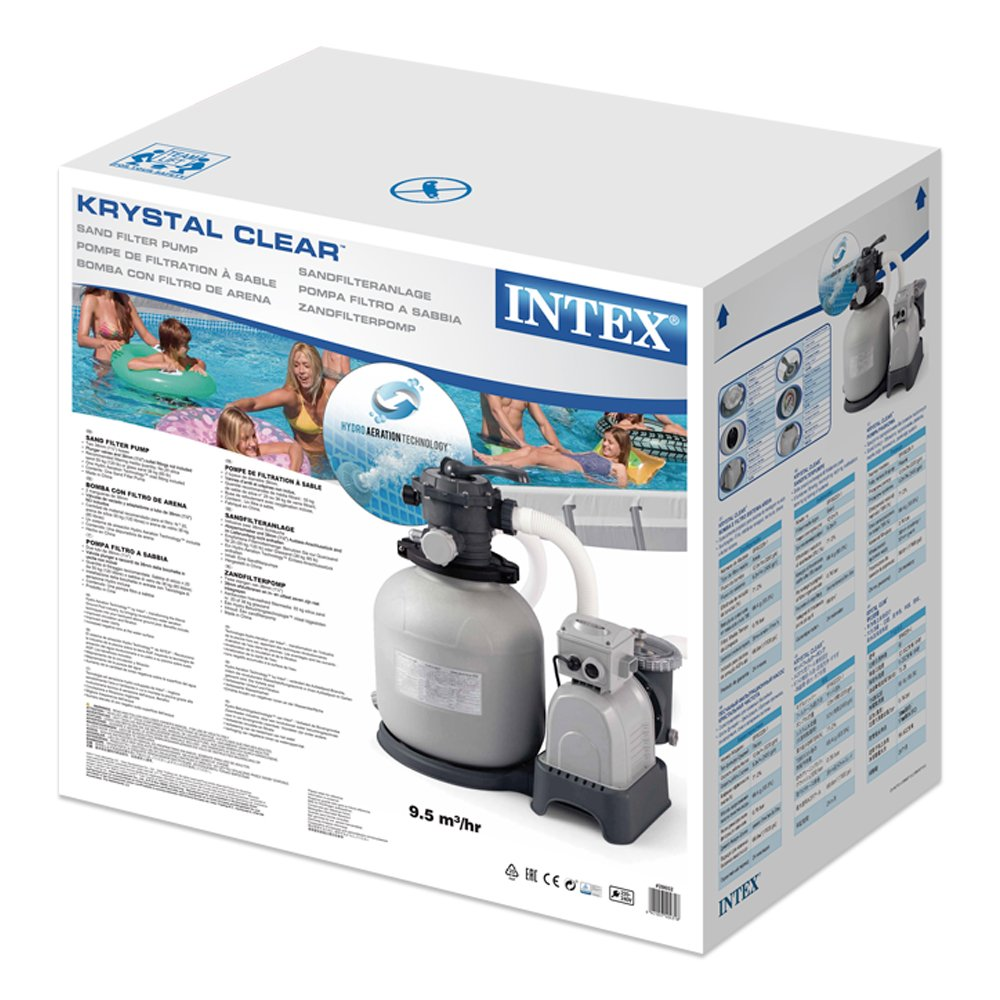 Intex 28652 - Depuradora de arena 16