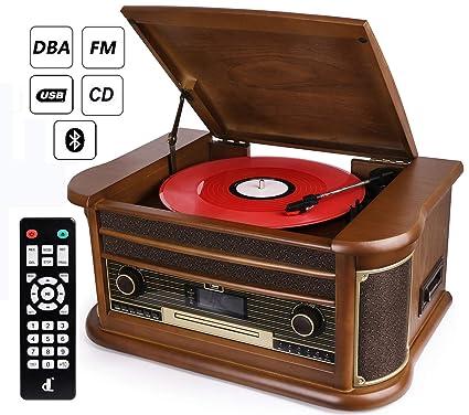 Hifi-geräte Hifi-player Vorsichtig Bluetooth Vintage Auto Radio Mp3 Player Stereo Usb Aux Klassische Auto Stereo Audio Online Shop