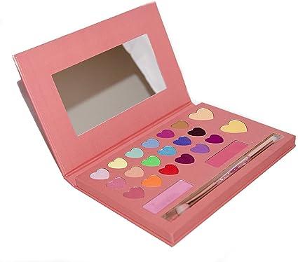 Paleta de Maquillaje Natural para niñas y niños, de Mowi: Amazon.es: Juguetes y juegos