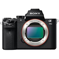 Sony a7 II Digital E-Mount Camera with Full Frame Sensor, Body only (ILCE7M2B)
