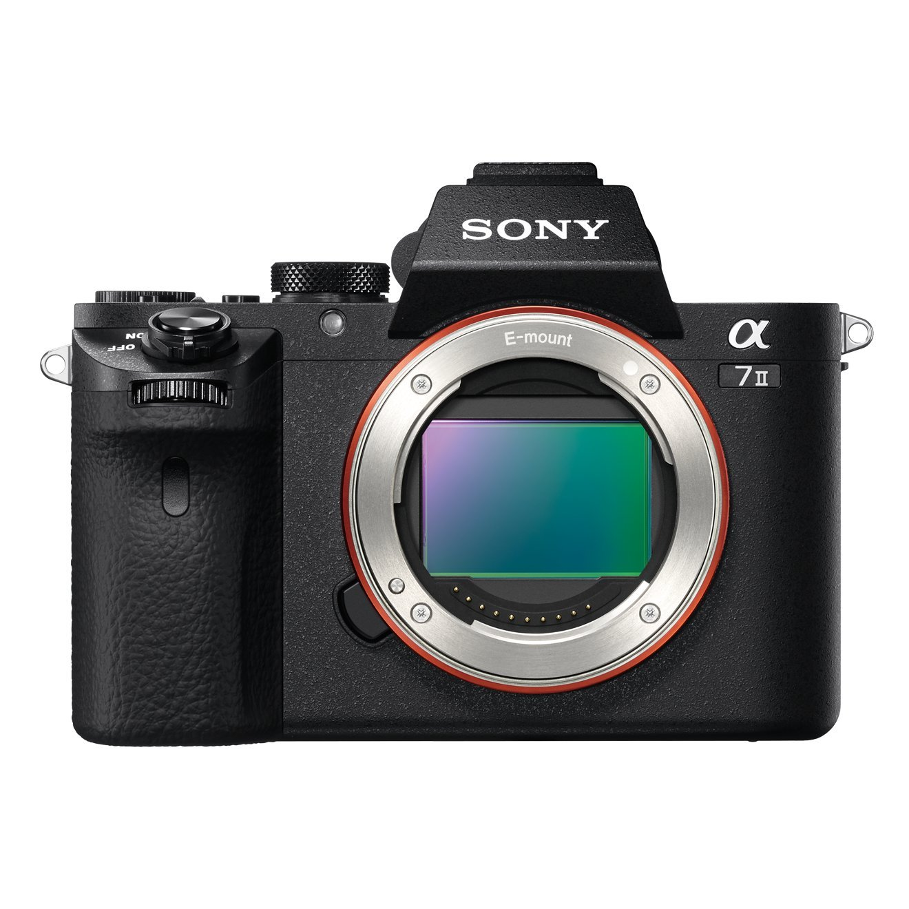 Sony Alpha 7M2 E-Mount Vollformat Digitalkamera