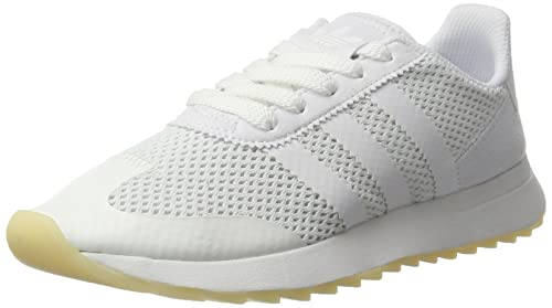 san francisco 8f95e 6ef0f adidas Womens Flashback Low-Top Sneakers, Footwear White, ...