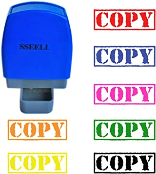 SSEELL SOLD Self Inking Rubber Stamp Self-Inking RE-inkable Pre-inked Office Stationary Flash Stamps Black Ink Color