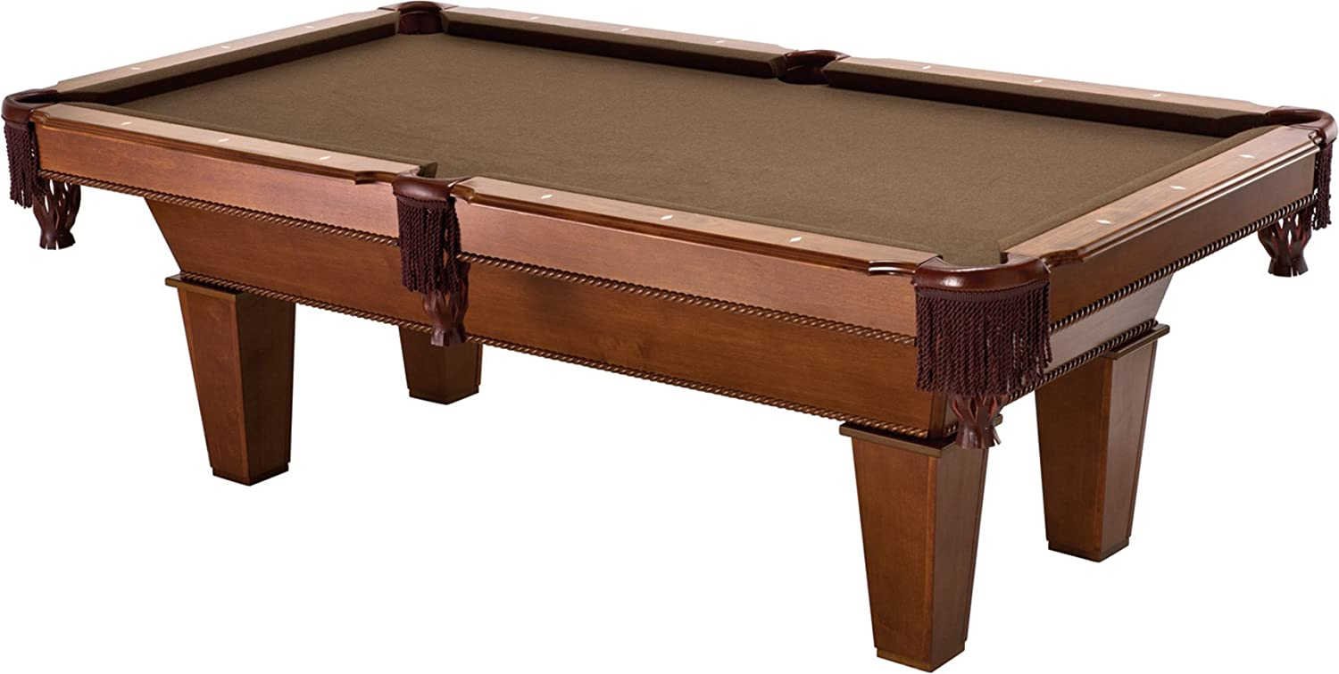 amazoncom fat cat frisco ii 75foot game table pool tables sports u0026 outdoors - Slate Pool Table