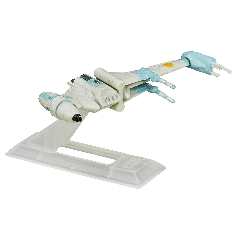 disfrutando de sus compras Estrella Wars  Episode VI Return of the Jedi Jedi Jedi negro Series Titanium B-Wing  tienda en linea