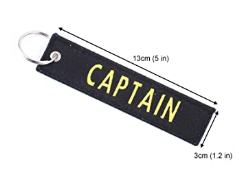 Amazon.com  Personalized Embroidered Key Tags Custom Keychain Linen Woven  Luggage Tag (Black)  Office Products 5604ec8c2d