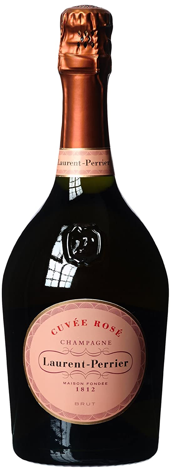 Laurent Perrier Brut Rose (1 x 0.75 l) Image