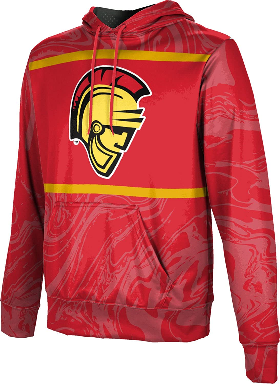 ProSphere California State University School Spirit Sweatshirt Ripple Dominguez Hills Girls Pullover Hoodie
