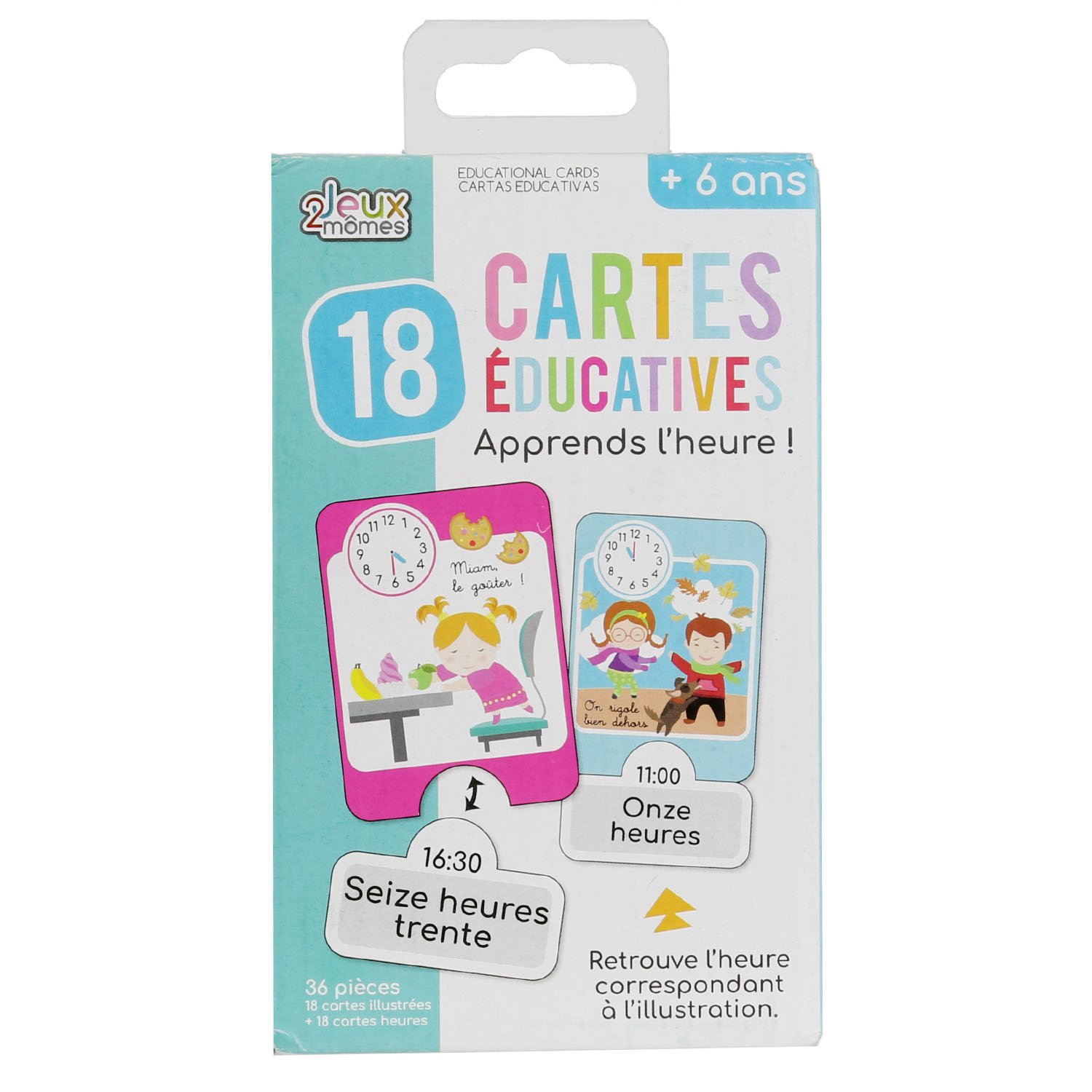 Amazon.com: Games 2 Momes ea5002 I Learn The Time ...