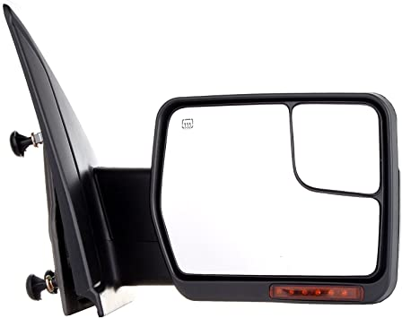 OEM Ford 2011 2012 2013 2014 F-150 Right Power Adjustable Heated Signal Mirror
