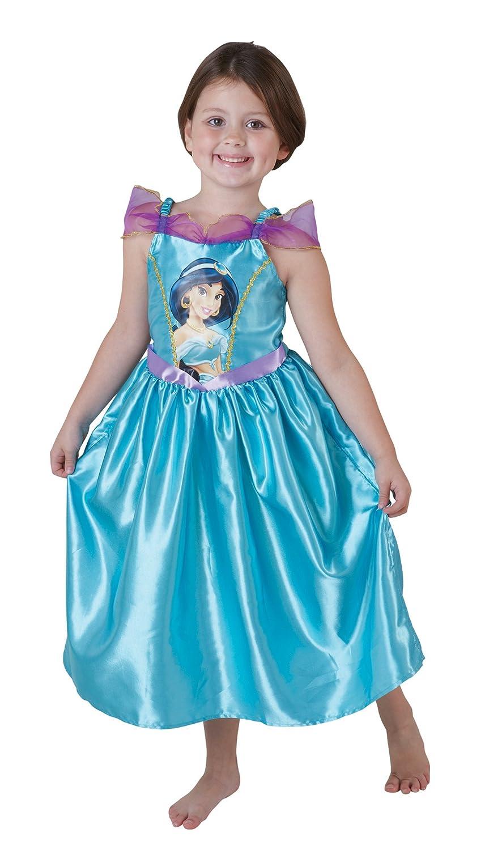 Rubies Jasmine - Disfraz de princesa para niña, talla L (7-9 años) (881860L): Amazon.es: Juguetes y juegos