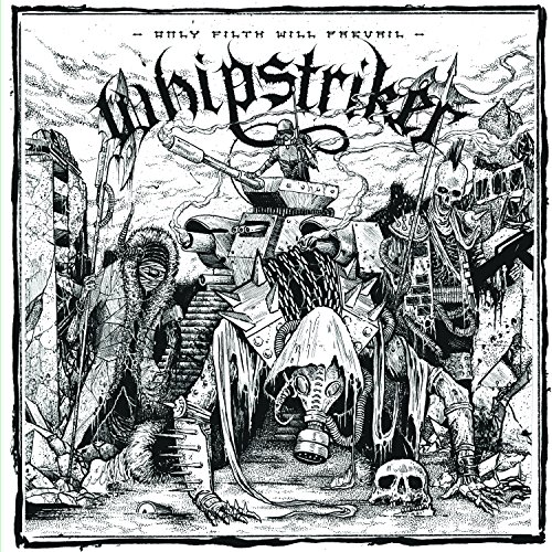 Vinilo : Whipstriker - Only Filth Will Prevail (LP Vinyl)