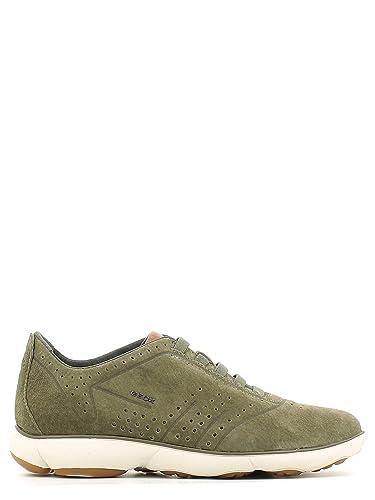 Geox U62D7C 000KZC3016 - Mocasines de Piel para hombre: Amazon.es: Zapatos y complementos