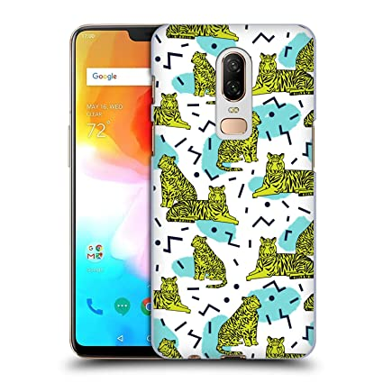 Amazon.com: Official Andrea Lauren Design Neon Tiger Animals ...