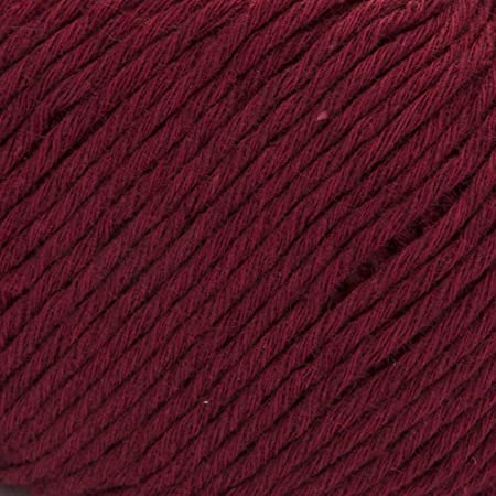 ggh Linova - 044 - rojo ladrillo - Algodón con lino para tejer y hacer ganchillo: Amazon.es: Hogar
