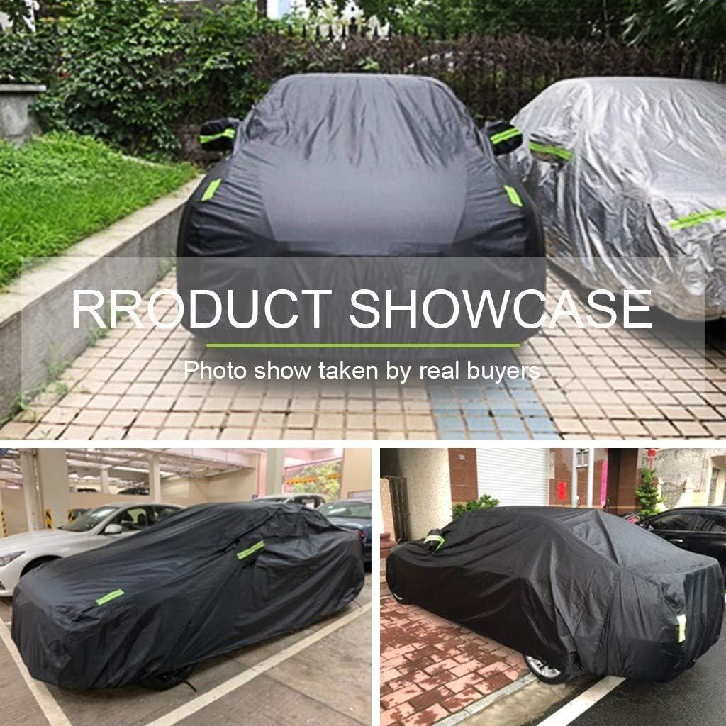 Noir//Argent//Bleu//Vert B/âche pour Voiture Compatible avec Maserati Ghibli COUPE Etanche Housse pour Voiture Respirant Housse Auto Protection de Neige et Dombrage Couverture Vehicule