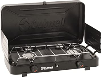 Outwell Hornillo de gas Appetizer Duo