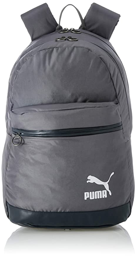 aa03f4c13e74 Puma 26 Ltrs Grey Backpack (7567702)  Amazon.in  Bags