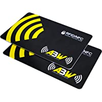 Protector de Tarjetas RFID contactless, NFC Bloqueo