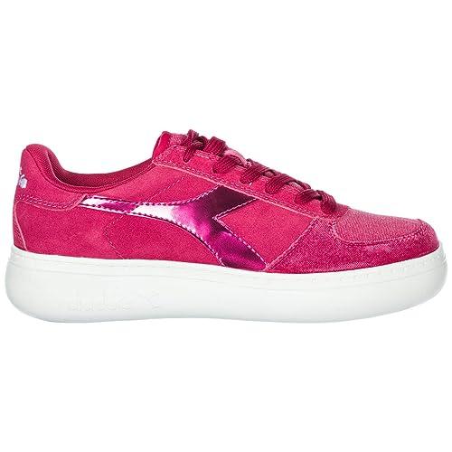 Diadora Zapatillas Deportivas Mujer Cranberry 38 EU: Amazon.es: Zapatos y complementos