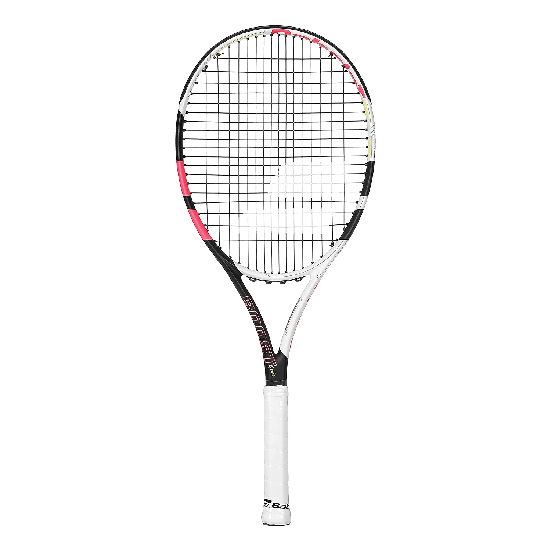 Babolat Boost Genie besaitet 260g Tennisschläger Allroundschläger Schwarz - Weiß 4