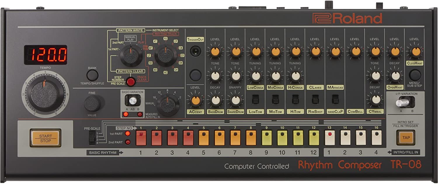 Roland Rhythm Composer- Best in customization