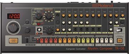 Roland - Caja de ritmos TR-08 Rhythm Composer: Amazon.es ...