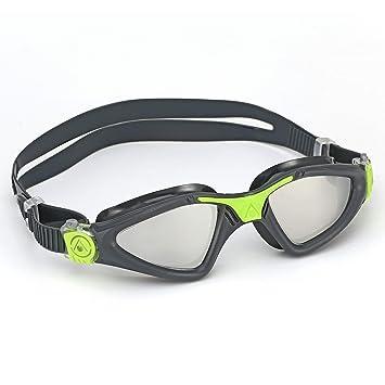 8954b061a Óculos de Natação Aqua Sphere Kayenne Lente Espelhada Grafite Verde ...