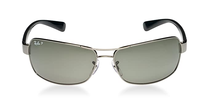 3d6344011 Amazon.com: RAYBAN Sunglasses RB3379 RB 3379 004/58: Clothing
