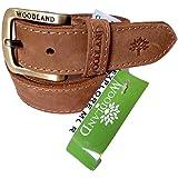 woodland Men's Belt(Brown_38)