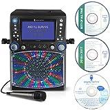 Singing machine STVG785BTBK Impianto per Karaoke, Bluetooth, Nero