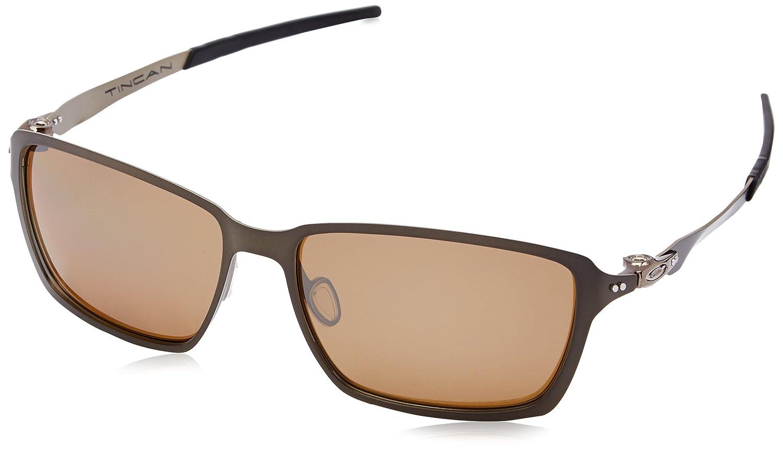 ca93f27aec Amazon.com  Oakley Mens TinCan Sunglasses