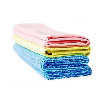 Carex toallas de microfibra de limpieza paños de detalles Car Wash poloshing toallas de cristal de
