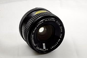 amazon com rexagon wide angle 28mm f 2 8 minolta md manual focus rh amazon com Digital Camera with Manual Mode The Complete Digital Photo Manual