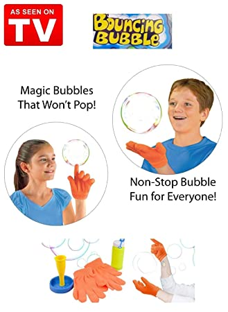 Image result for Bouncing bubble activity kit