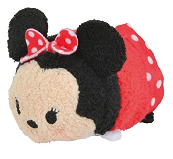 Disney Minnie Mouse - Peluche Disney Tsum Tsum (9 cm)