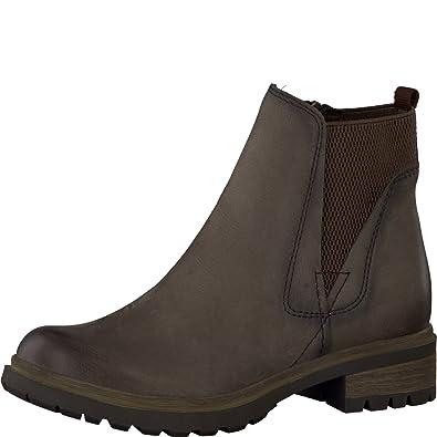 16d3e4389a3a0a Tamaris Damen Stiefelette  Amazon.de  Schuhe   Handtaschen