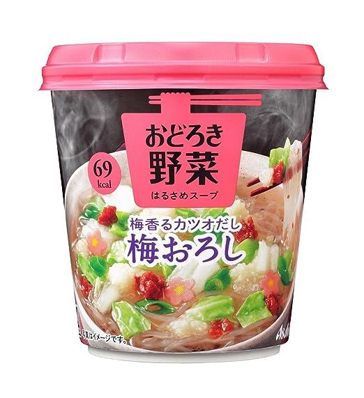 venta al por mayor de alimentos vegetales sorpresa ciruela 22.2gX6 piezas Asahi Group