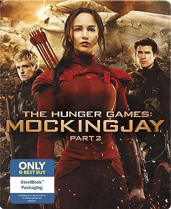 hunger games mockingjay part 2 book