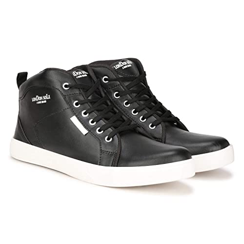 Buy LONDON SOLE high Ankle White
