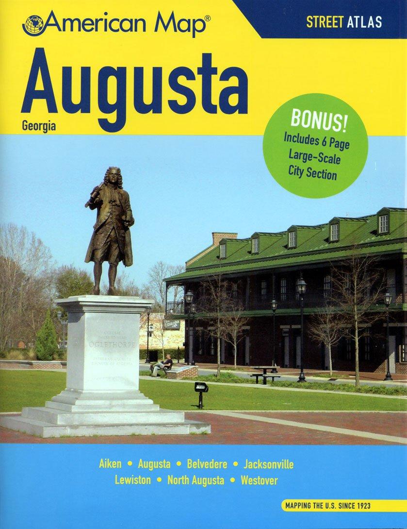 Download Augusta, Georgia Atlas ebook